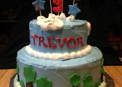 Trevor Birthday Cake