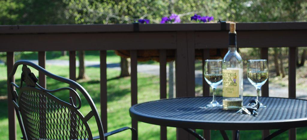 Wisteria Farm and Vineyards